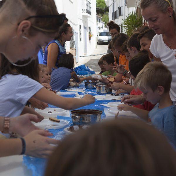 Genalguacil celebró Arte Vivo 2019 con gran afluencia de visitantes