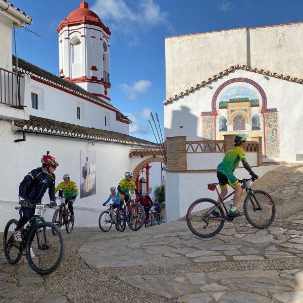 Genalguacil y Jubrique celebraron su VIII KDD ciclista con gran ambiente deportivo